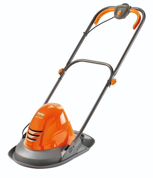 """FLYMO TURBO LITE 250 10"""" ELECTRIC HOVER MOWER"""