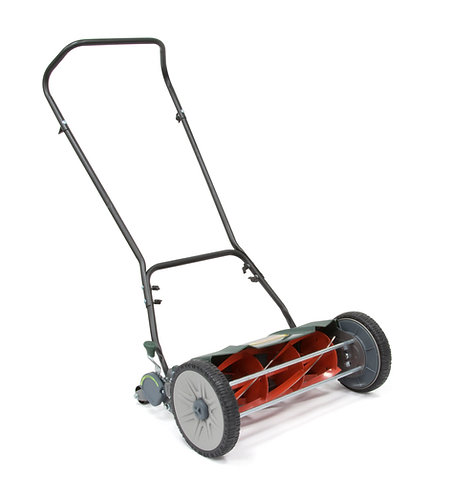 "WEBB H18 18"" HAND MOWER"