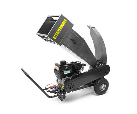 THE HANDY PDS65 PETROL CHIPPER SHREDDER