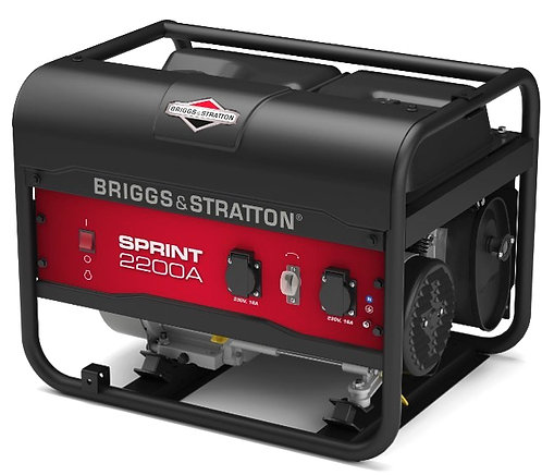 BRIGGS & STRATTON SPRINT 2200 PETROL GENERATOR