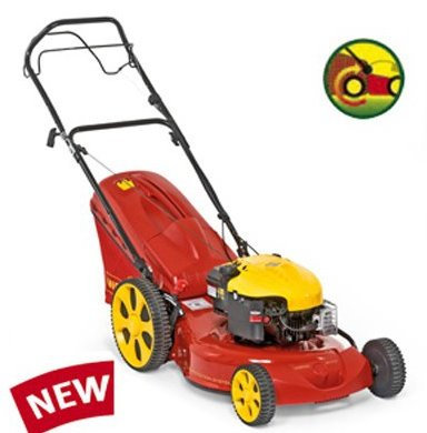 WOLF AMBITION 40A SELF PROPELLED ROTARY MOWER