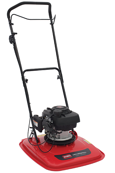 "TORO 02606 HOVER PRO 550 21"" PETROL HOVER MOWER"
