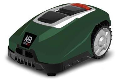 COBRA MOWBOT1200SG ROBOTICLAWNMOWER