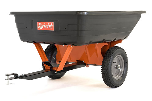 AGRI-FAB 45-0533 650LB TOW BEHIND POLY TRAILER