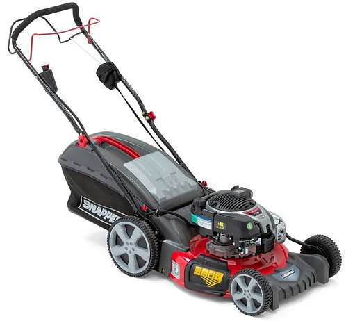 """SNAPPER NX-90S 21"""" SELF PROPELLED ELECTRIC START PETROL ROTARY MOWER"""