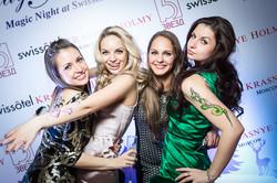 5 лет Swissotel