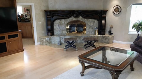 Luxury Hardwood Flooing