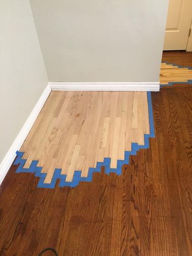Repair your old floor