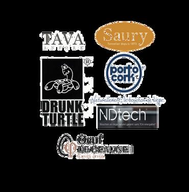 marques partenaires de VDR Pack-Ageing