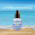 Fight this Flu Season with our Upper Respiratory Oil.