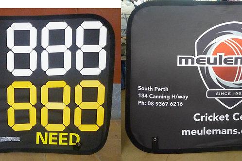 Stand Up Cricket Scoreboard