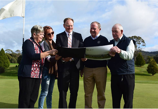 Devonport Country Club redevelopment gets green light
