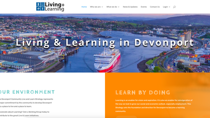 Live + Learn Steering Group