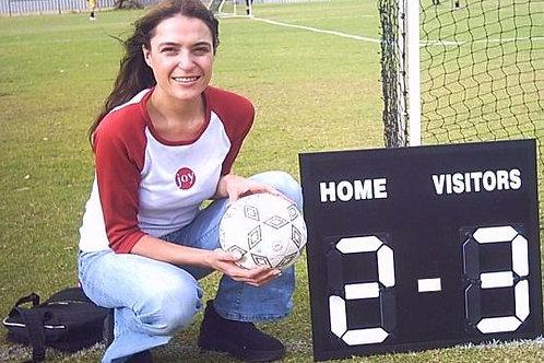 Joey Soccer Scoreboard