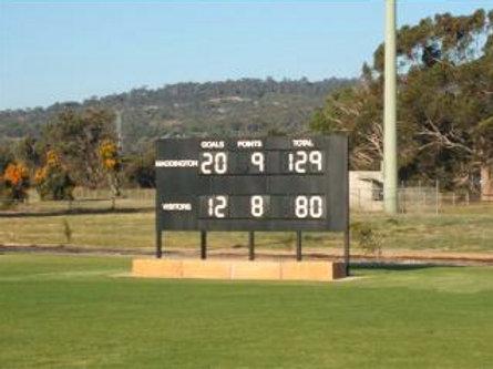 'AFL' MultiSports Super Scoreboard