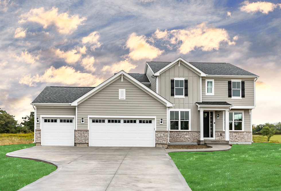 Build on Your Lot Homes in Lake Geneva