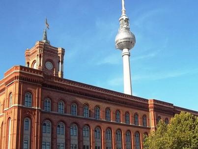 HIV-konferencia a berlini városházán