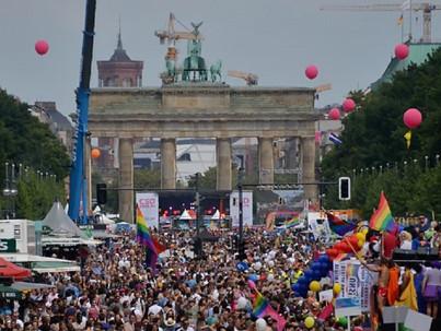 Hivatalos: Lesz Berlin Pride