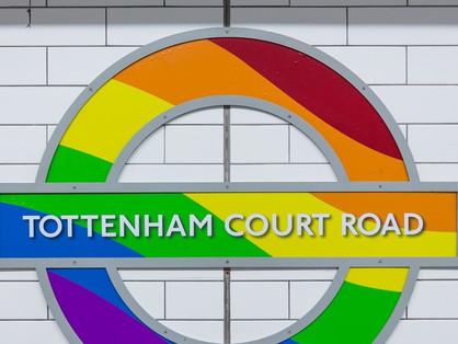 A Londoni Tömegközlekedés nem hirdet homofób országokat