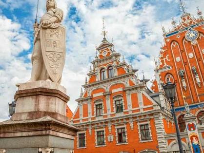 Riga - egy kis ékszerdoboz Északkelet-Európában
