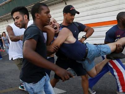 Kubában megtartották az illegális pride felvonulást