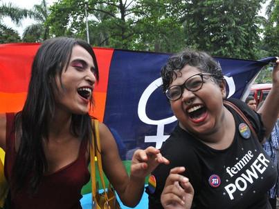 India megerősítette a transz- és interszex jogokat