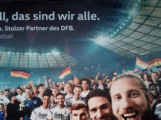 A Német Labdarúgó Szövetség újabb LMBT-barát intézkedései