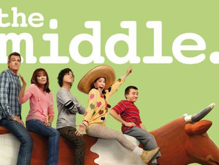 "GUEST STAR ON: ""THE MIDDLE"""