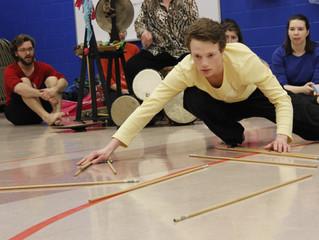 Six Meters at Hillside School