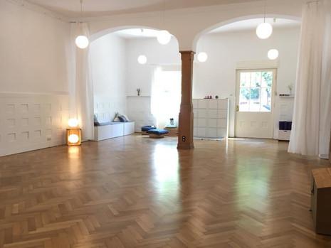 Ab November in neuen, schönen Räumen!