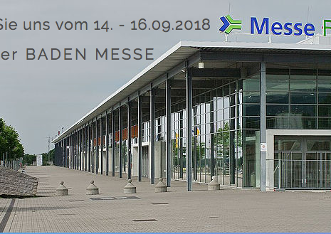 Praxis für Energiebewusstsein bei der BADEN MESSE 2018