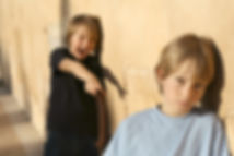 child bullying other child