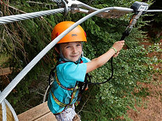 accrobranche au vertigo parc