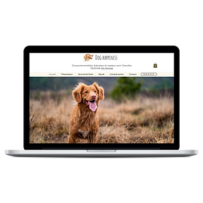 Site DogHapinness mac_macbookpro13_front