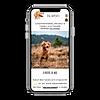 Site DogHapiness Iphone_iphonexspacegrey