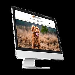 Site vitrine DogHapiness