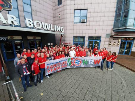 Jahreshauptversammlung 2019 plus gemeinsames Bowlingturnier anlässlich des 5-jährigen Jubiläums