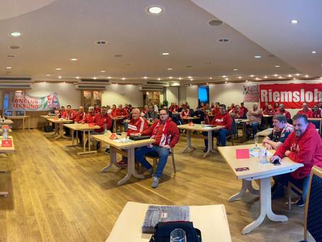 Jahreshauptversammlung 2020 in Melle-Riemsloh