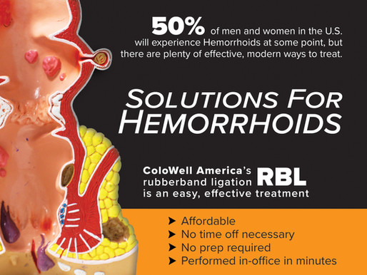 SAVE YOURSELF! (from Hemorrhoids) with Rubber Band Ligation