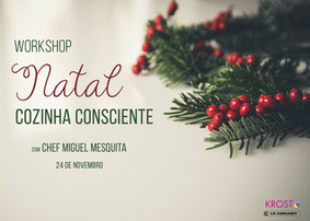 Workshop de Natal