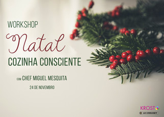 Workshop de Natal