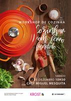 Workshop - Cozinhar com ferro fundido