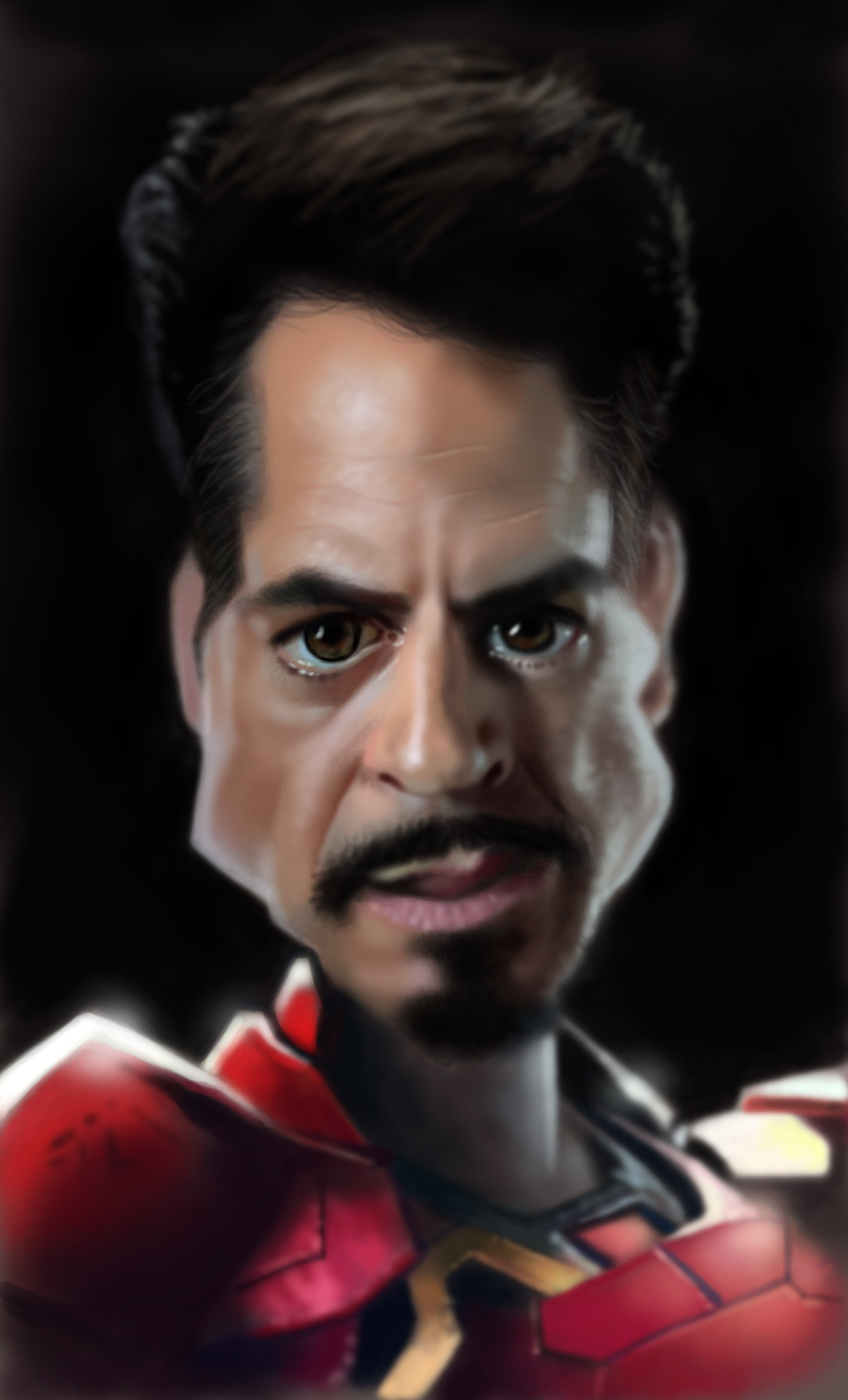 Ironman (Robert Downey Jr)