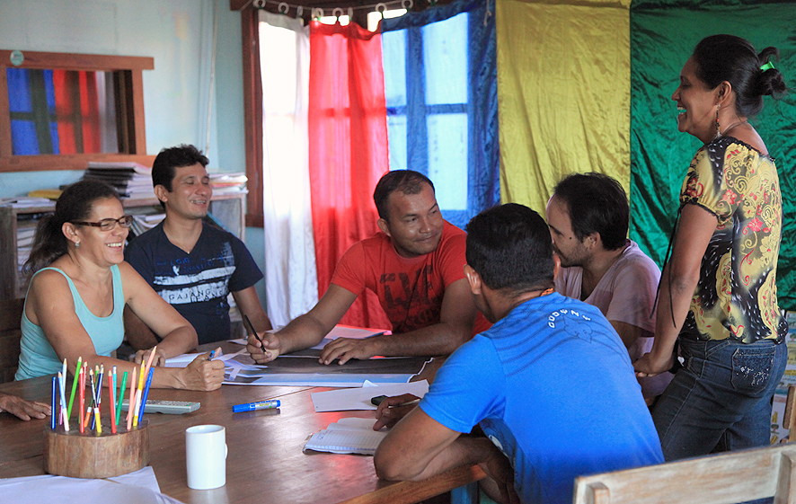 Formação de Grupos de Trabalho