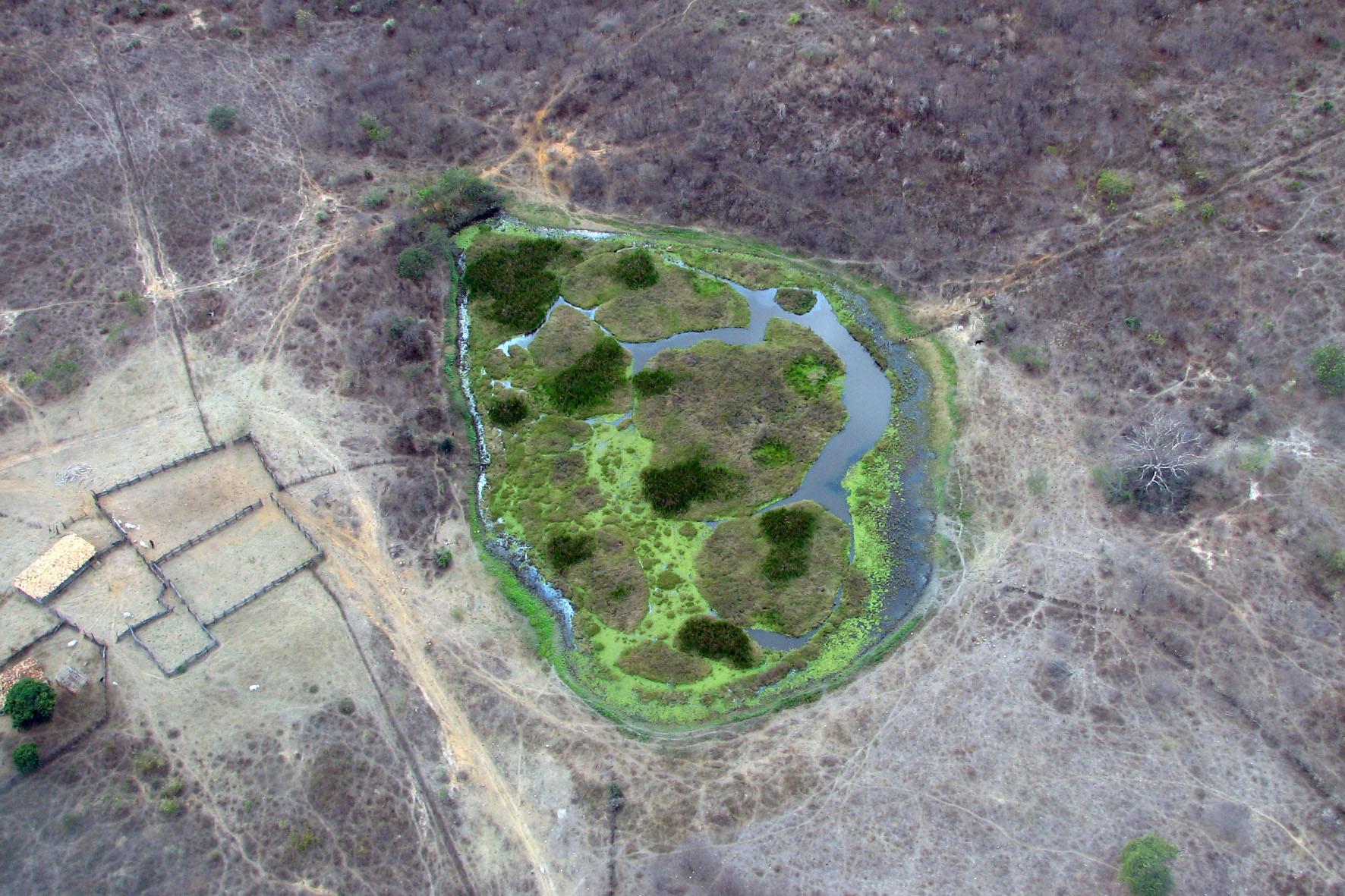 Caminho das Águas em Arassuaí