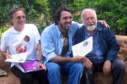 Ali Sharif + Rockett + Bill Mollison