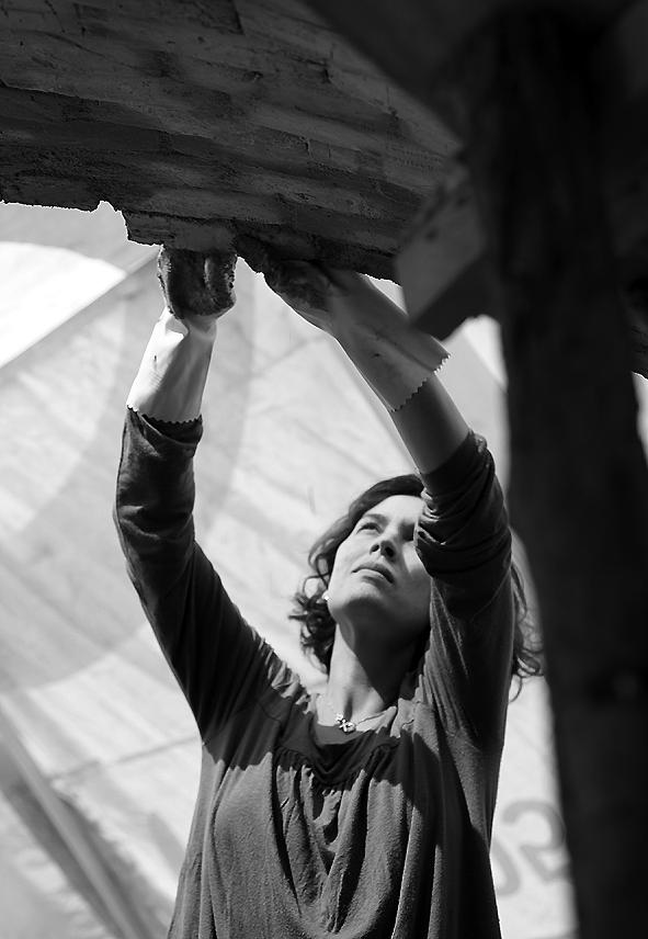 Construção de domos