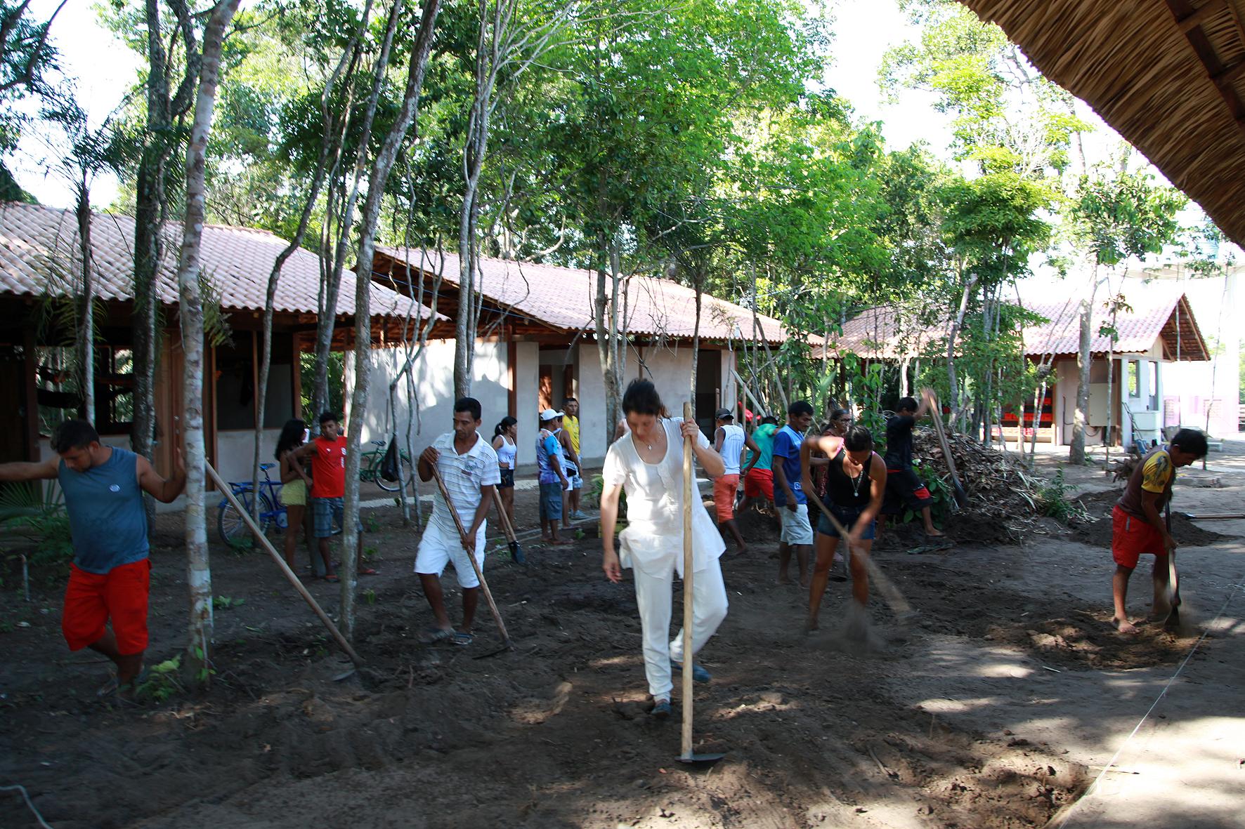 Centro Experimental Floresta Ativa