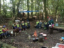 Alphabet House Forest Schools Chilwell 3