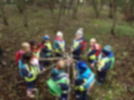 Alphabet House Chilwell Forest Schools 1